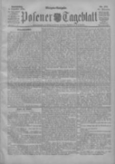Posener Tageblatt 1904.12.08 Jg.43 Nr575