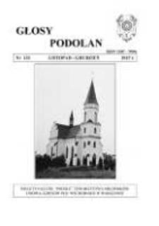 Głosy Podolan nr133