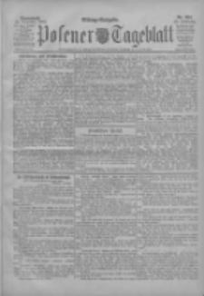 Posener Tageblatt 1904.12.24 Jg.43 Nr604