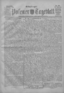 Posener Tageblatt 1904.11.03 Jg.43 Nr518