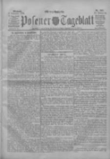 Posener Tageblatt 1904.11.09 Jg.43 Nr528
