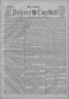 Posener Tageblatt 1904.11.15 Jg.43 Nr538