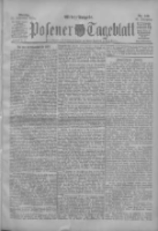 Posener Tageblatt 1904.11.21 Jg.43 Nr546