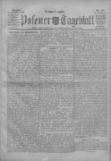 Posener Tageblatt 1904.11.22 Jg.43 Nr548