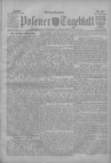 Posener Tageblatt 1904.11.25 Jg.43 Nr554