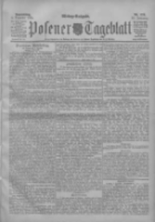 Posener Tageblatt 1904.12.08 Jg.43 Nr576
