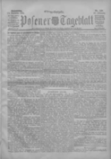 Posener Tageblatt 1904.11.17 Jg.43 Nr540