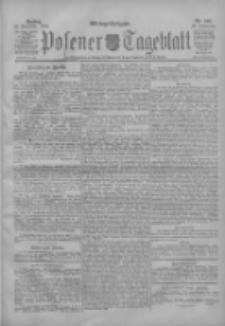 Posener Tageblatt 1904.11.18 Jg.43 Nr542