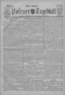 Posener Tageblatt 1904.12.14 Jg.43 Nr586