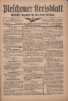 Pleschener Kreisblatt 1918.01.12 Jg.66 Nr4