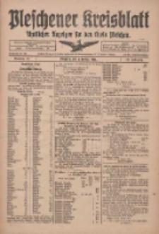 Pleschener Kreisblatt 1918.02.02 Jg.66 Nr10