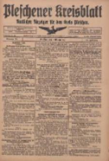 Pleschener Kreisblatt: Amtliches Anzeiger für den Kreis Pleschen 1918.10.02 Jg.66 Nr79