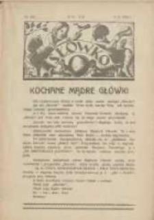 """""""Słówko"""" 1934.02.11 Nr100"""