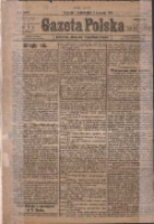 Gazeta Polska: codzienne pismo polsko-katolickie dla wszystkich stanów 1922.01.02 R.26 Nr1