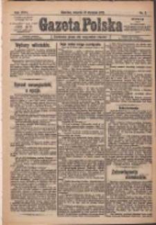Gazeta Polska: codzienne pismo polsko-katolickie dla wszystkich stanów 1922.01.10 R.26 Nr7