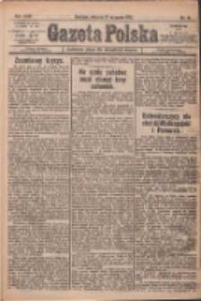 Gazeta Polska: codzienne pismo polsko-katolickie dla wszystkich stanów 1922.01.17 R.26 Nr13