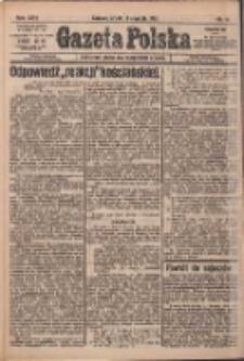 Gazeta Polska: codzienne pismo polsko-katolickie dla wszystkich stanów 1922.01.18 R.26 Nr14