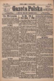 Gazeta Polska: codzienne pismo polsko-katolickie dla wszystkich stanów 1922.01.20 R.26 Nr16