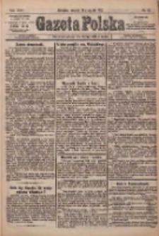 Gazeta Polska: codzienne pismo polsko-katolickie dla wszystkich stanów 1922.01.21 R.26 Nr17