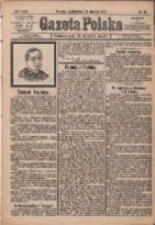 Gazeta Polska: codzienne pismo polsko-katolickie dla wszystkich stanów 1922.01.23 R.26 Nr18