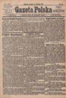 Gazeta Polska: codzienne pismo polsko-katolickie dla wszystkich stanów 1922.01.24 R.26 Nr19