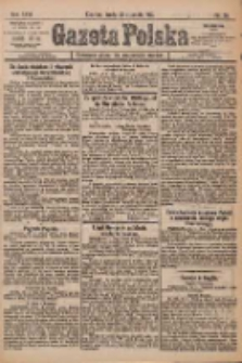 Gazeta Polska: codzienne pismo polsko-katolickie dla wszystkich stanów 1922.01.25 R.26 Nr20