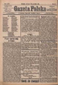 Gazeta Polska: codzienne pismo polsko-katolickie dla wszystkich stanów 1922.01.26 R.26 Nr21
