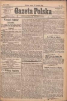 Gazeta Polska: codzienne pismo polsko-katolickie dla wszystkich stanów 1922.01.27 R.26 Nr22