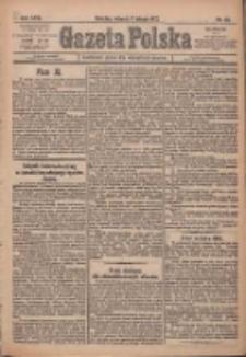 Gazeta Polska: codzienne pismo polsko-katolickie dla wszystkich stanów 1922.02.07 R.26 Nr30