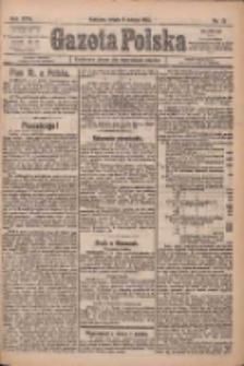 Gazeta Polska: codzienne pismo polsko-katolickie dla wszystkich stanów 1922.02.08 R.26 Nr31