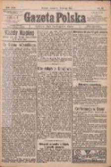 Gazeta Polska: codzienne pismo polsko-katolickie dla wszystkich stanów 1922.02.16 R.26 Nr38