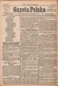 Gazeta Polska: codzienne pismo polsko-katolickie dla wszystkich stanów 1922.02.18 R.26 Nr40