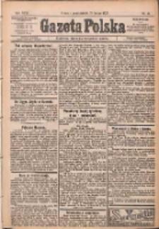 Gazeta Polska: codzienne pismo polsko-katolickie dla wszystkich stanów 1922.02.20 R.26 Nr41