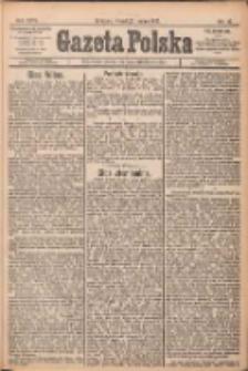 Gazeta Polska: codzienne pismo polsko-katolickie dla wszystkich stanów 1922.02.21 R.26 Nr42