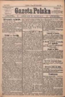 Gazeta Polska: codzienne pismo polsko-katolickie dla wszystkich stanów 1922.02.22 R.26 Nr43