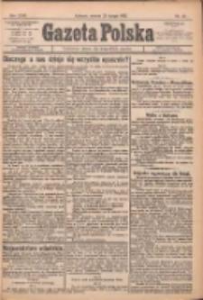Gazeta Polska: codzienne pismo polsko-katolickie dla wszystkich stanów 1922.02.25 R.26 Nr46