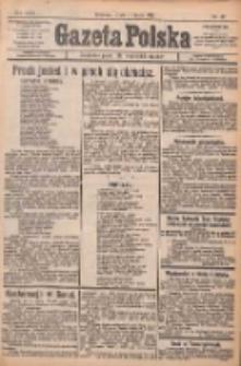Gazeta Polska: codzienne pismo polsko-katolickie dla wszystkich stanów 1922.03.01 R.26 Nr49