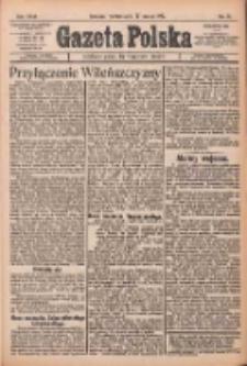 Gazeta Polska: codzienne pismo polsko-katolickie dla wszystkich stanów 1922.03.27 R.26 Nr71