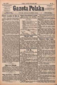 Gazeta Polska: codzienne pismo polsko-katolickie dla wszystkich stanów 1922.03.28 R.26 Nr72