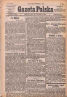 Gazeta Polska: codzienne pismo polsko-katolickie dla wszystkich stanów 1922.03.29 R.26 Nr73