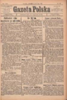 Gazeta Polska: codzienne pismo polsko-katolickie dla wszystkich stanów 1922.04.06 R.26 Nr80