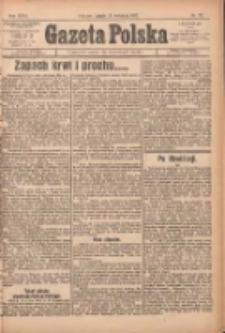 Gazeta Polska: codzienne pismo polsko-katolickie dla wszystkich stanów 1922.04.21 R.26 Nr92