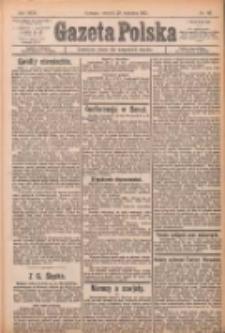 Gazeta Polska: codzienne pismo polsko-katolickie dla wszystkich stanów 1922.04.25 R.26 Nr95