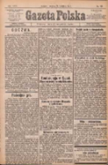 Gazeta Polska: codzienne pismo polsko-katolickie dla wszystkich stanów 1922.04.29 R.26 Nr99