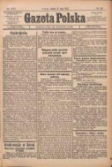 Gazeta Polska: codzienne pismo polsko-katolickie dla wszystkich stanów 1922.05.12 R.26 Nr108