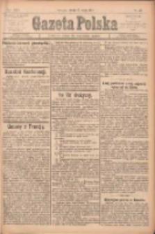 Gazeta Polska: codzienne pismo polsko-katolickie dla wszystkich stanów 1922.05.17 R.26 Nr112