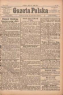 Gazeta Polska: codzienne pismo polsko-katolickie dla wszystkich stanów 1922.05.19 R.26 Nr114