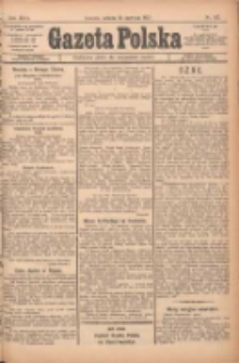 Gazeta Polska: codzienne pismo polsko-katolickie dla wszystkich stanów 1922.06.24 R.26 Nr142