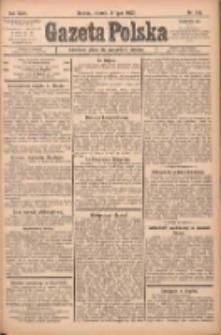 Gazeta Polska: codzienne pismo polsko-katolickie dla wszystkich stanów 1922.07.11 R.26 Nr155