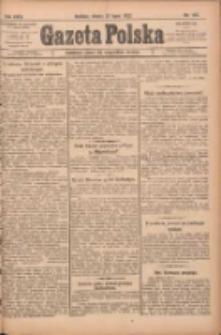 Gazeta Polska: codzienne pismo polsko-katolickie dla wszystkich stanów 1922.07.22 R.26 Nr165
